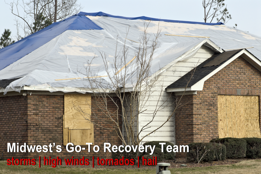 Werner Restoration Storm Damage Clean Up Services for Colona, IL