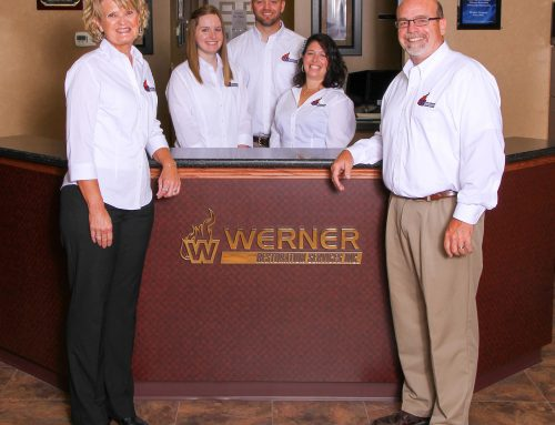 FAMILY FIRST: SECRETS TO SUCCESS AT WERNER RESTORATION