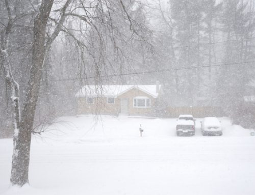 HOW TO PROTECT YOUR HOME FROM COLD WEATHER DISASTERS IN THREE STEPS