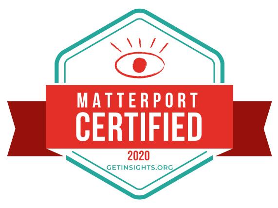 Matterport Certified